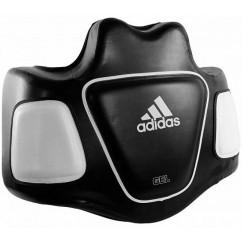 Тренерский жилет Adidas Super Body Protector (черно-белый, ADISBP01)