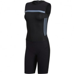 Женское трико для тяжелой атлетики Adidas CrazyPower (черный, CW5660)