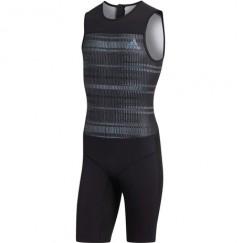 Трико для тяжелой атлетики Adidas CrazyPowerSuit (черный, DJ2998)