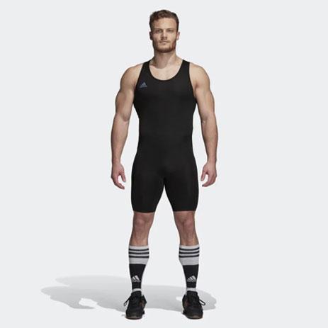 Трико для тяжелой атлетики Adidas PowerLiftSuit