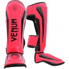 Защита голени и стопы Venum Elite Neo Pink