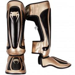 Защита голени и стопы Venum Predator Standup Black Gold
