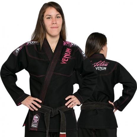 Женское кимоно для джиу-джитсу Venum Challenger 2.0